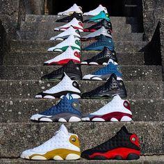 Retro Jordan 13