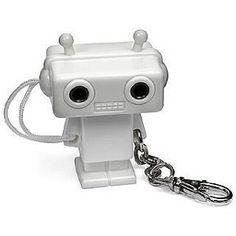 Splitterbot Robot MP3 Player Headphone Splitter by pal: $5.98  #Headphone_Splitter