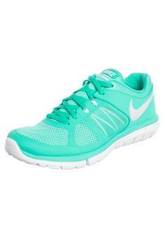 Nike Performance - FLEX 2014 RUN - Cushioned running shoes - turquoise  Cushioned Running Shoes ad3915464