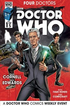 My @BlogtorWho review of #doctorwho 'Four Doctors' 1 from @ComicsTitan and @Paul_Cornell: http://blogtorwho.blogspot.co.uk/2015/08/comic-review-four-doctors-1.html…