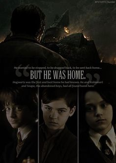 They three can be said to repeat the History of the Tale of the Three Brothers...One geeeted death as an old friend : Harry and Ignotus,One died for lost love : Snape and Cadmus and One died for power : Voldemort and Antioch