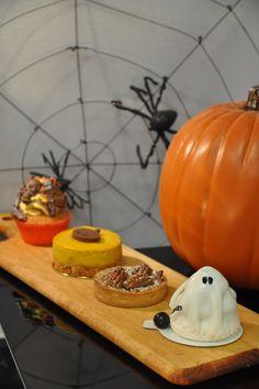 Halloween pastries at Pitchoun!