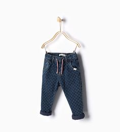 Lined jeans-Skirts and trousers-Baby girl | 3 months - 3 years-KIDS-SALE | ZARA United States