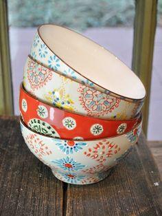 10 Café au Lait Bowls for a Cozy Morning — Product Roundup