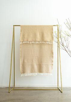 Cuttalossa Turkish Towel Goldenrod yellow