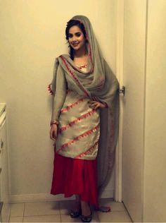 Punjabi Suit. Follow:@reetk516