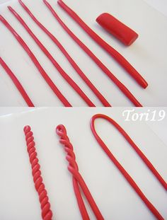 Tutoriel : Comment faire un motif imitation tricot en Fimo - Le blog de Miss Kawaii