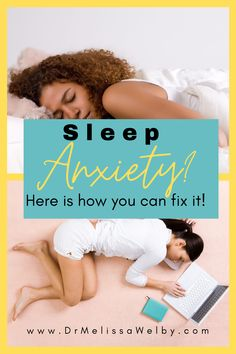 Sleep Anxiety: Is the fear of insomnia causing your inability to sleep? Is the fear of insomnia causing your inability to sleep? In some people, insomnia can begin abruptly after one bad night of sleep. From there, sleep anxiety develops and becomes a nightly pattern. This can help! #sleep #insomniahelp #insomniatips #mentalhealth #anxiety #anxietyandsleep Sleep And Mental Health, Mental Health Therapy, Mental Health Quotes, Mental Health Awareness, Anxiety Relief, Stress And Anxiety, Insomnia Help, Insomnia Causes