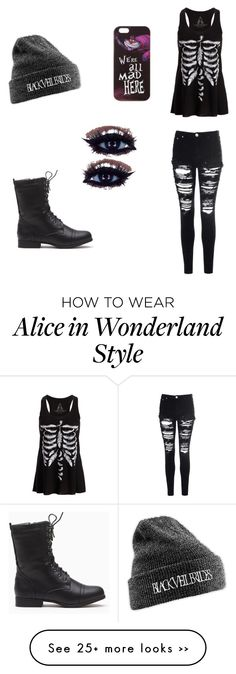 """""""Untitled #1"""" by nadinejessica on Polyvore"""