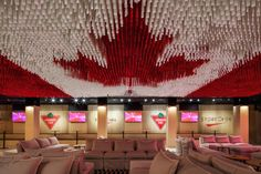 Yabu Pushelbergs Design for Canada Olympic House in Rio...