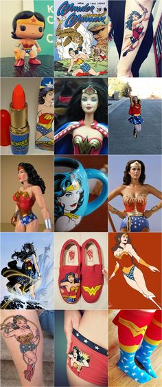 Wonder Woman is a great character who is poorly dressed, ill used, and poorly represented in comics. Someone needs to write and make an awesome movie for her!