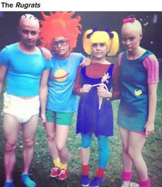 12 awesome diy halloween costumes from our own wonderful readers shelters awesome and costume ideas - Great Group Halloween Costume Ideas