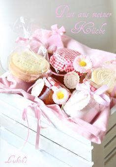 Holunderblüten Champagner Gelee Glückskekse Zusammenschmeckts besser Cookies Pampelmuse, Mandarine, Lavendel Marmelade