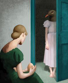 Sense of Maternity by Daria Petrilli