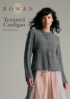 Textured Cardigan in