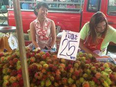 Huay Yang Thai market