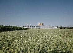 Motorway Maintenance Centre Salzburg by Marte.Marte Architects