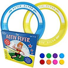 Activ Flyer Is a great gift idea for our 9 year old. It's super popular and something she enjoys playing with. Toys For Girls, Kids Toys, Top Gifts For Boys, 9 Year Old Girl, Beach Toys, Pool Toys, Educational Toys For Kids, 9 Year Olds, Joy And Happiness