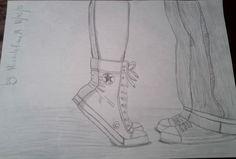 Shoes couple pic