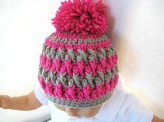 Crochet Pattern Hat Crochet Hat Pattern por CrochetBabyBoutique