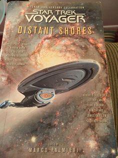 Book #89, finished 9/28/15: Star Trek Voyager Distant Shores anthology
