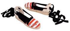 Striped Espadrilles ALICIA