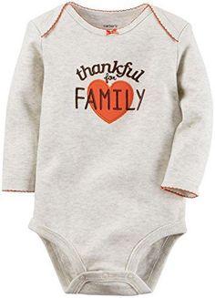 Unisex Baby Hoilday Bodysuit