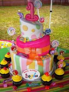 candy land by sugarhighhawaii, via Flickr