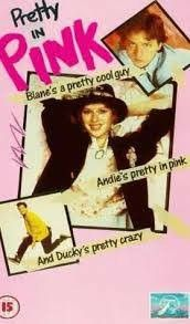 Molly Ringwald, Andrew McCarthy, and Jon Cryer in Pretty in Pink Movies Showing, Movies And Tv Shows, Pretty Cool, Pretty In Pink, Jon Cryer, Golden Globe Nominations, Paramount Pictures, Film Music Books, New Names