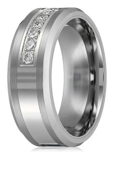 http://www.amazon.com/King-Will-Tungsten-Carbide-Polished/dp/B00JZJNC02/ref=sr_1_36?s=apparel&ie=UTF8&qid=1438319953&sr=1-36    Amazon.com: King Will 8mm White Tungsten Ring Unisex Wedding Band Polished Beveled Edge CZ Stone Channel Set: Clothing