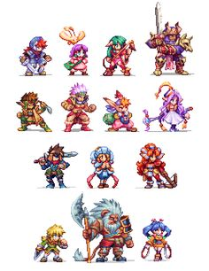 Butler Wolf of Pixels Cool Pixel Art, Anime Pixel Art, Game Character Design, Character Art, Character Concept, Pixel Life, Pixel Characters, Pixel Animation, Pixel Art Games