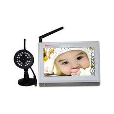 7puadas monitor inalámbricos para niños por seguridad en el hogar  Oferta:€85.99