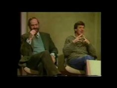 John Cleese and Michael Palin on Film 82 Michael Palin, Monty Python, Interview, Humor, Film, Movie, Film Stock, Humour, Funny Photos