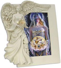 Angel Light Photo Frame gift of hope and light