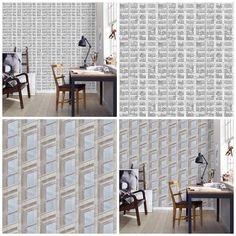 Love these #NewYork city wallpapers by Swedish company #Sandberg #interior #wallpaper