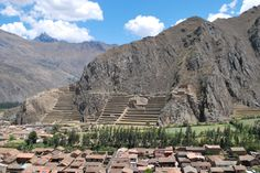 Peru's beautiful Sacred Valley lies between Cusco and Machu Picchu. All three travel gems add up to a perfect trifecta for visitors to the Andean highlands. Ancient Aliens, Machu Picchu, Peru, Places Ive Been, Mount Rushmore, Planets, City Photo, Mountains, Travel