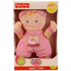 Fisher Price My First Doll  Price: $8.00