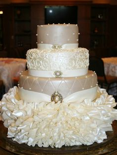 Gâteau Mariage Chick
