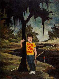 Rodrigue Family Opens Exhibit in Houston - George Rodrigue Studios