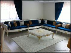 Eid Stickers, Sofa Set Designs, Couch, Interior Design, Wallpaper, Furniture, Decoration, Home Decor, Salon Marocain