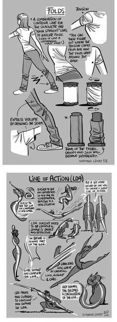 Ideas drawing clothes tutorial sketches animation for 2019 Drawing Lessons, Drawing Techniques, Drawing Tutorials, Drawing Tips, Art Tutorials, Drawing Ideas, Line Drawing Tumblr, Cartoon Drawing Tutorial, Sketch Ideas