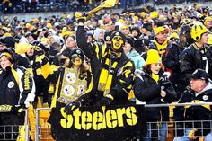 18c654b3e37 Go to a Steelers game and wave my terrible towel!