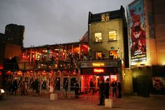Young Vic, The Cut, London SE1
