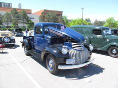 1942 Chevrolet Pick-Up Truck.