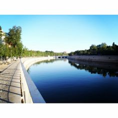 Parque Madrid Rio (Bosque de Trepa)