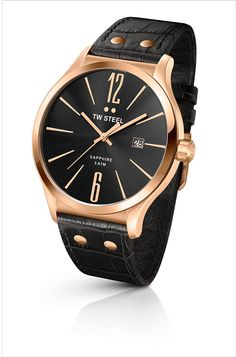 Mens Watch Competition: Win a TW Steel Slim Line Watch