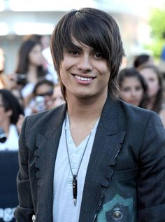 kiowa gordon from Twilight Sagas (Embry in the Quileute Wolfpack)