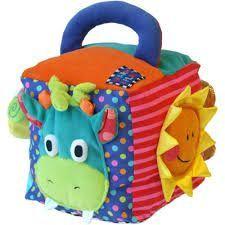 como fazer brinquedos educativos e pedagogicos em tecido ou feltro - Pesquisa Google Sewing For Kids, Baby Sewing, Baby Crafts, Felt Crafts, Baby Cubes, Sensory Blocks, Felt Baby, Fabric Toys, Baby Blocks