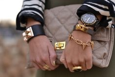 loving the gold galore!! Ahhh, & there goes my hermes cuff.   Not buying another piece of jewelry until it's on my wrist.  Swear....:)