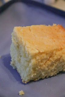 Best (and Easiest) Cornbread Ever 1 box jiffy corn bread mix 1 box jiffy yellow cake mix 2 eggs 1/3 c milk 1/2 c water 2 t oil Mix all and pour in greased 8x8 350º 40 min